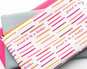 Zipper Bag, Crochet, Fiber Art Geek, Hooker