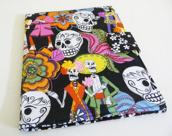 Day of the Dead iPad 2 Cover also fits iPad 3 and 4