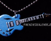 Dave Grohl Foo Fighters Signature Guitar Pendant