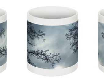 Night Sky Coffee Mug