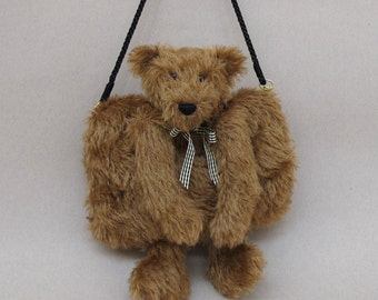 Teddy Bear Hand Muff