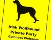 Bunny's Irish Wolfhound