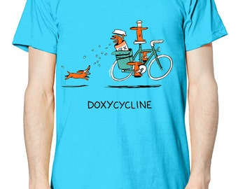 Doxycycline Tshirt (all profits go to Lyme Disease research)