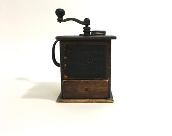 The Sun Manufacturing Company 1080 Coffee Mill ~ Antique Coffee Mill ~ Columbus Ohio Coffee Mill ~ 1 Pound Coffee Mill