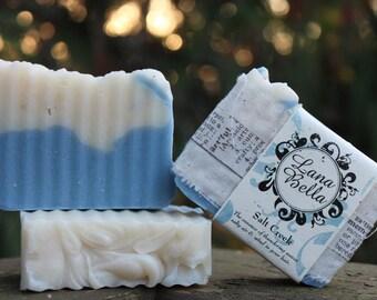 Salt Creek soap