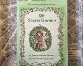 The Secret Garden by France Hodgson Burnett ~ Vintage Paperback Book