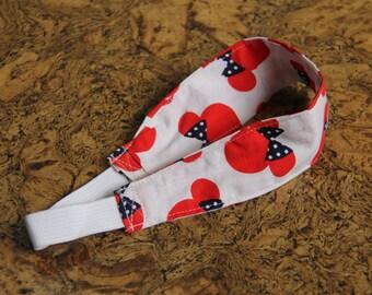 Adult Red Minnie Icon Headband