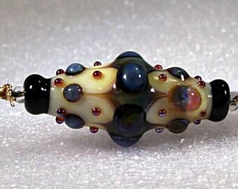 Lampwork  Art Beads by Jeanniesbeads #891