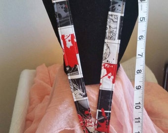 The Walking Dead Lanyard