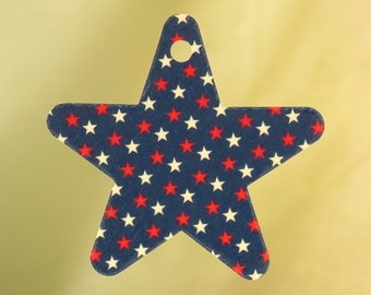 Stars on Star Air Freshener