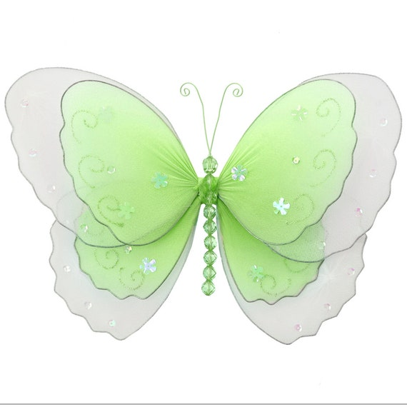 One Dollar Nylon Butterfly Decorations 23