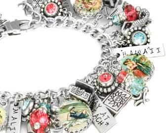 Summer Jewelry, Beach Bracelet, Ocean Jewelry, Sea Jewelry, Seashell Jewelry, Seashore