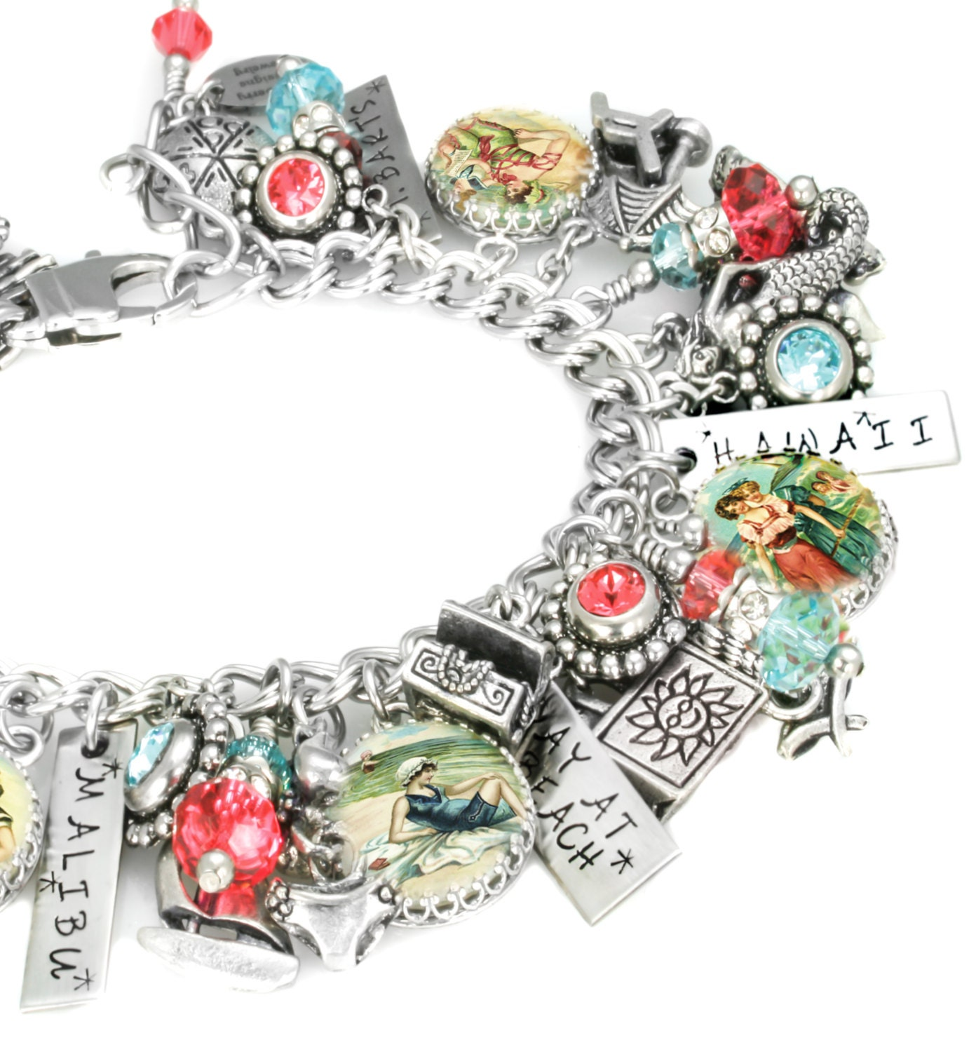 Summer Jewelry Beach Bracelet Ocean Jewelry Sea Jewelry