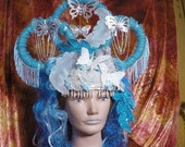 Fantasy Butterfly Headdress