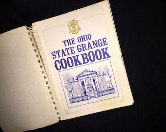 1985 Ohio State Grange Cookbook