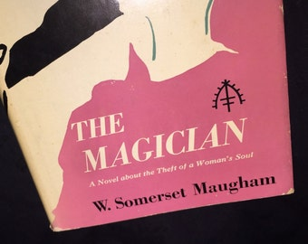 1956 Somerset Maugham The Magician