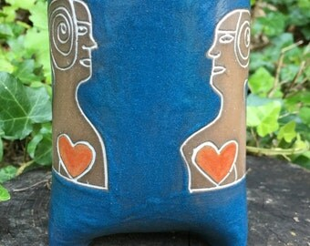 The Lovers Tripod Mug