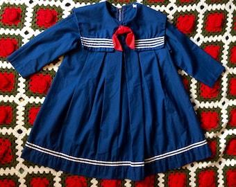 1960s Sailor Dress 5/6