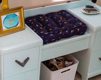 Antique Vanity Dresser or Hall Bench