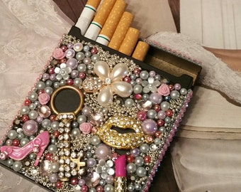 What A Girl Wants/Cigarette Case/money Stash Box