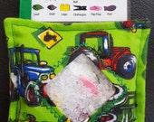I Spy Bag - Mini with SEWN Word List and Detachable PICTURE LIST- On the Farm