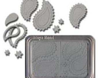 Maya Road Fresh Chipboard-Paisley