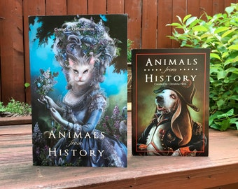 Both Animals From History Booklets