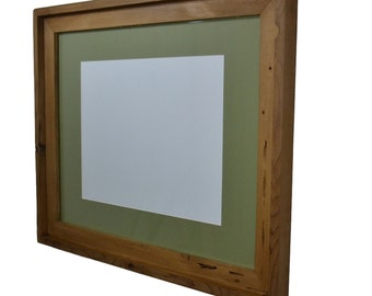 16x20 picture frame with mat for posters or prints
