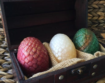 Dragon's Egg Soap (Boxed Set)