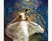 On Sale Photography, Portrait, Woman Portrait,  Fine Art Print, Giclee Archival Print, Photomontage, Collage,