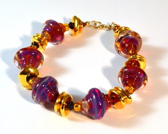 Tropical Punch Bracelet