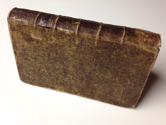 1695 Livre Sans Nom - Charles Cotolondi - First Edition - 17th Century