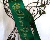 Custom for Jaselyn - Set of 12  Sashes