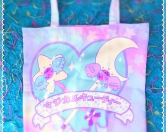 Magical Cutie Bag, Kawaii Purse, Pastel Purse