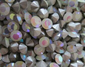 36 pp32 Alabaster AB Swarovski White Alabaster AB 4mm White Alabaster ab pp32 White Alabaster ab 32pp White Alabaster ab