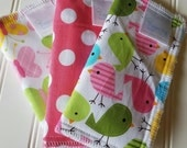 Kids-Wash-Cloth-Chicks-Butterfly-Baby-Wipes-Food-Clean-Up-Art-Time-Wiping-Board-New-Parent-Baby-Accessories-Shower-Baby-Toddler-Gift-Set