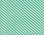 Preorder - Handmade (55145 15) Teal Candy Stripe Bonnie & Camille