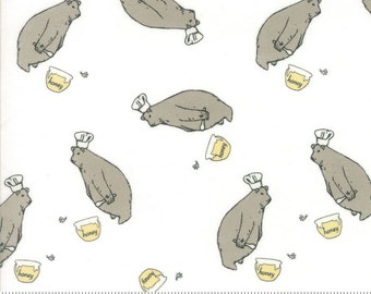Darling Little Dickens (49000 11) Cloud Honey Bear by Lydia Nelson