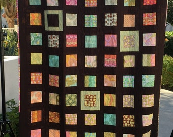 Quilted Lap Quilt/Sofa Throw