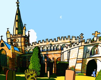 Holy Trinity Church, Stratford