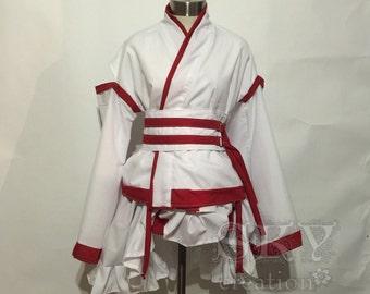 Asuna Kimono Dress Set