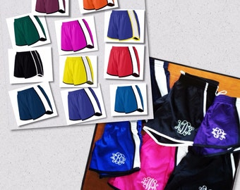 SaLe Monogrammed Running shorts YOUTH 2 for 40 dollars