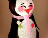 The Pot n' Penguin groom penguin