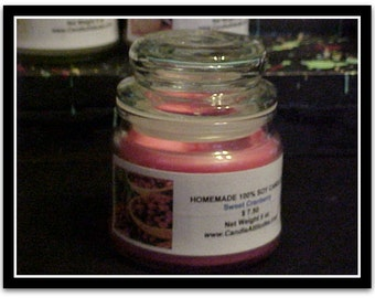 Soy Container Candle  5 oz