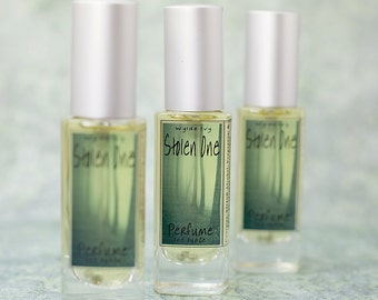 Stolen One Perfume NEW Notes of Wood, Tonka Bean, Earthy Musk, Beeswax, Benzoin, and Bergamot