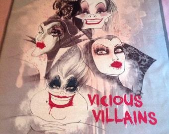 Disney Evil Queens