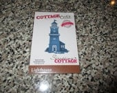 Cottage Cutz, Lighthouse Die