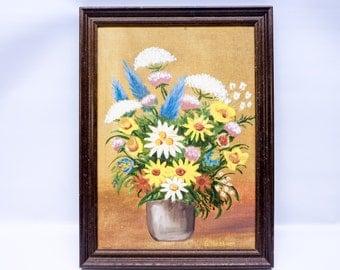 Flowers - original oil painting