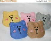 CHRISTMAS in JULY SALE Boo Boo Bear With Rice Pack