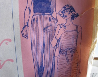 Uncut Vintage 1977 Stretch and Sew Pattern 1540